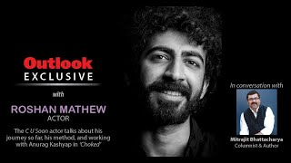 Outlook Exclusive with Actor Roshan Mathew