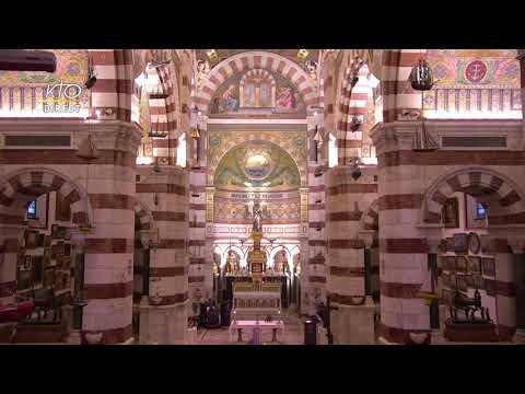 Laudes et Messe des Cendres à Notre-Dame de la Garde