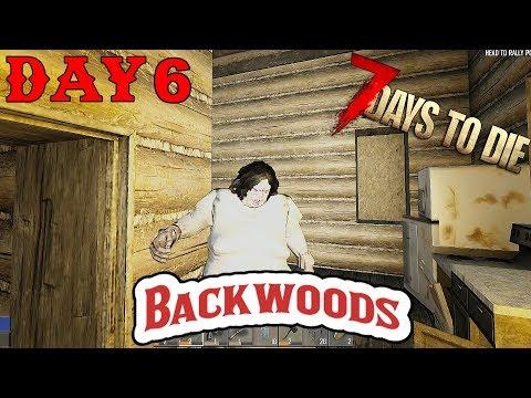 7 Days To Die - Random Horde Nights - Backwoods (Day 6)