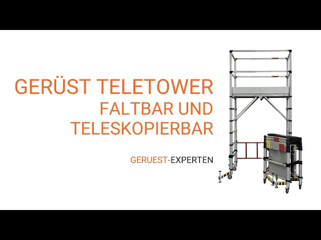 Teletower vidéo