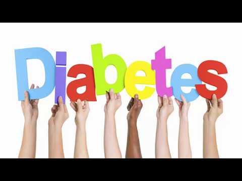 Agua coralina para tratar la diabetes