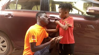 ATEMUDA VS DON LITTLE 😃 WHO IS A CAR OWNER 😃😃😃😃(BEST COMEDY)