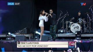 Luis Fonsi, Tini – No Me Doy Por Vencido/Nem adom meg magam (magyar felirattal)