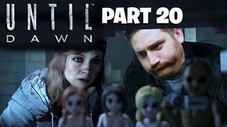Until Dawn Part 20 - Funhaus Gameplay