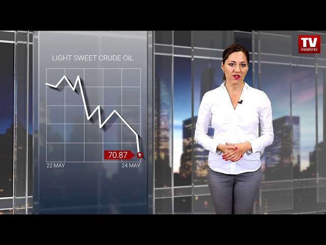 Sanctions against Iran and Venezuela put oil futures under pressure
