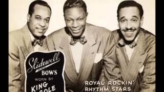 "Nat King Cole Trio  ""When I Take My Sugar to Tea"""