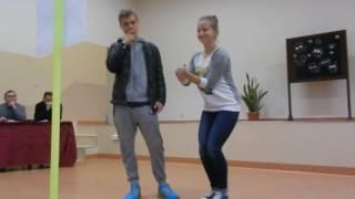 Otrzęsiny klas I 03.10.2016