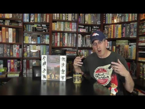 Bonding With Board Games: The Chief Reviews 'Gladiator: Quest for the Rudis'