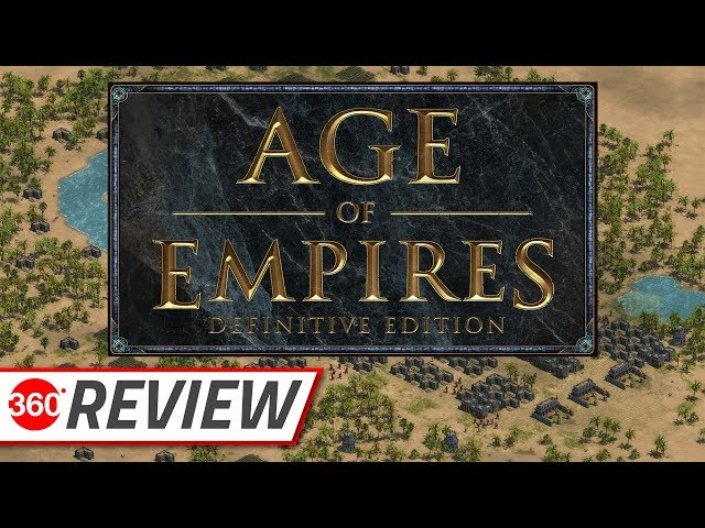 Age of Empires: Definitive Edition Review   NDTV Gadgets360 com