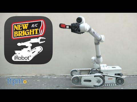 iRobot 710 Kobra R/C from New Bright
