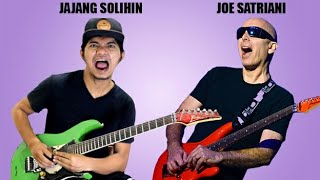 GILEE JOE SATRIANI INDONESIA..(Jajang Solihin)