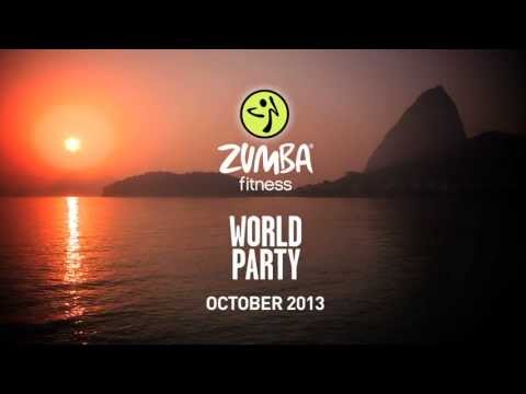 Zumba Fitness World Party Set To Shimmy And Shake On Wii U