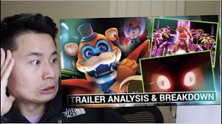 Five Nights at Freddy's: Security Breach - Gameplay Trailer Reaction