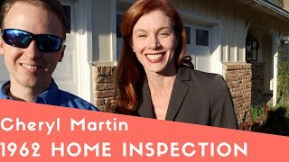 Home Inspection with Cheryl Martin