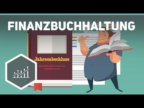 Finanzbuchhaltung aka Fibu - Kontenarten und Erfolgskonten der Buchführung einfach erklärt!