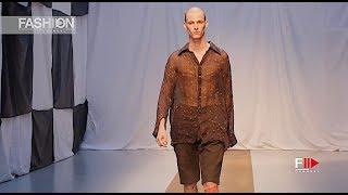 GEOFFREY B. SMALL 2019 Menswear Paris - Fashion Channel