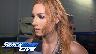 Becky Lynch looks to the past to guide her SummerSlam future: SmackDown Exclusive, July 24, 2018