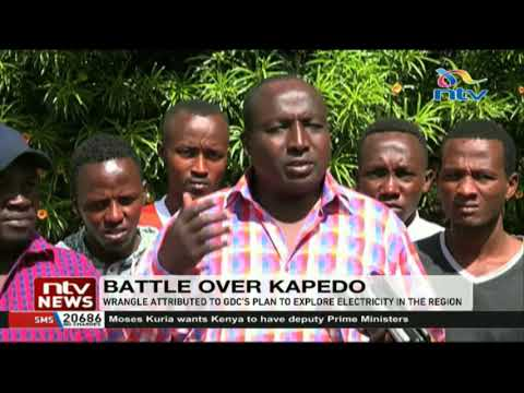 Tension between Turkana and Pokot leaders over the ownership of Kapedo