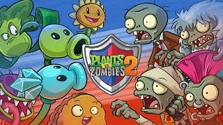 Battlez Gameplay Walkthrough Trailer | Plants vs. Zombies 2