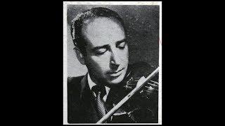 Paganini / Bronislaw Gimpel, 1954: Violin Concerto in D Major Op. 6 (WILHELMJ) (Vox Vinyl)