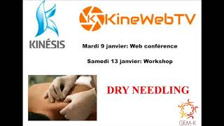 Podcast n°4 - Dry Needling avec Christophe Broy