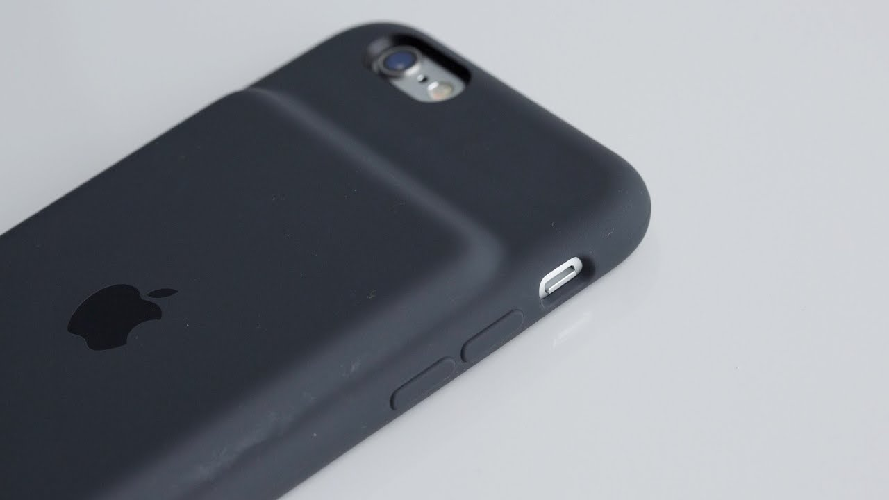 Apple's new $99 iPhone battery case is a design embarrassment thumbnail