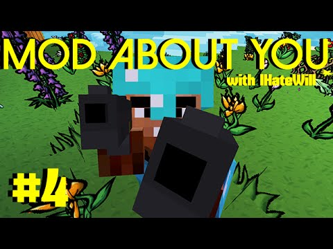 Minecraft - The Twilight Forest - Mod About You - Episode #4 - Modded Minecraft with IHateWill