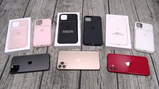 Apple Smart Battery Case - iPhone 11, 11 Pro and 11 Pro Max
