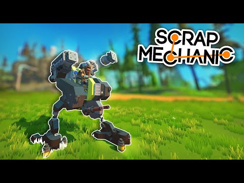 Creative Builds That Will Inspire You in Survival Mode! - Scrap Mechanic Best Builds