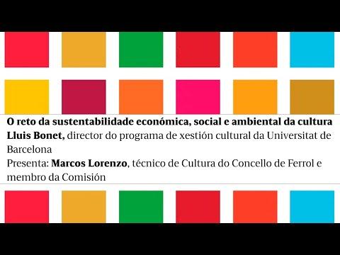 O reto da sustentabilidade económica, social e ambiental da cultura