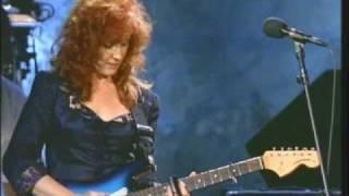 Bonnie Raitt & Bryan Adams - Rock Steady , live