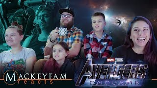Marvel Studios' AVENGERS: ENDGAME - Official Trailer- REACTION and REVIEW!!!
