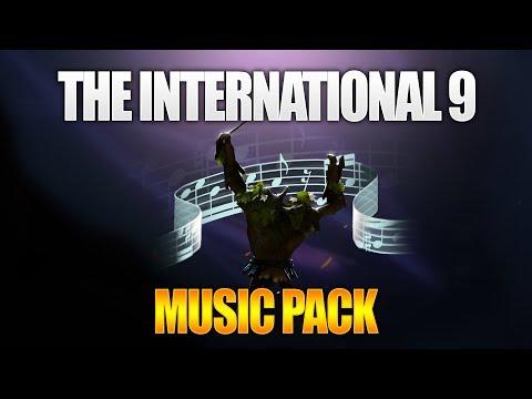 Dota 2 The International 9 Music Pack - TI9 Battle Pass