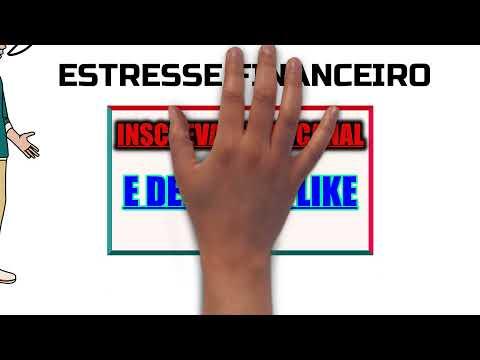 ESTRESSE FINANCEIRO - Aprenda a lidar com o estresse financeiro em 5 passos simples.