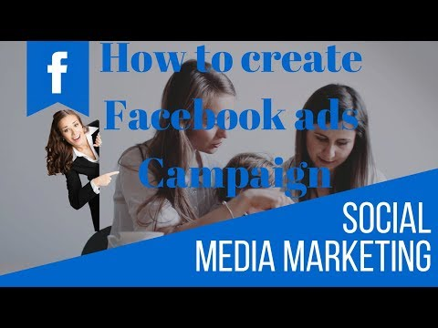 How to create facebook ads campaign