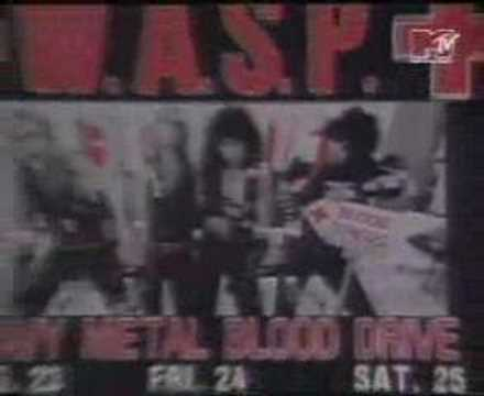 W.A.S.P. - Sunset and Babylon