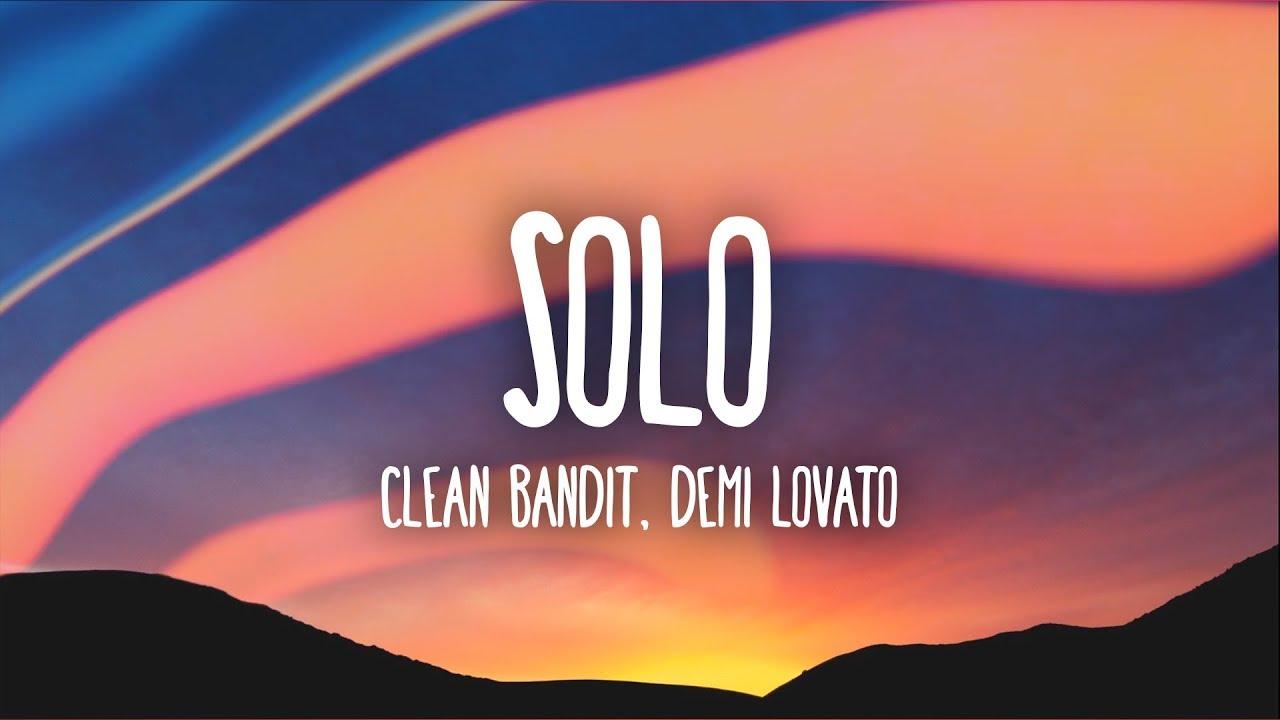 clean bandit ft demi lovato solo mp3 free download