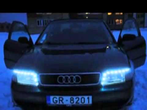 Equalizer i bilens ljus