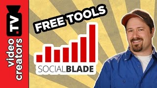 5 FREE Ways to Improve your Channel with Socialblade