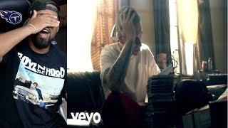 Eminem Bad Meets Evil - Lighters ft. Bruno Mars - REACTION (Eminem-kim lyrics)