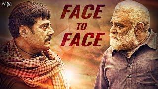 Face to Face   Ghuggu Gill & Yograj Singh   25 Kille Full Movie Best Scenes   Latest Punjabi Movie