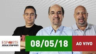 Esporte em Discussão - 08/05/18