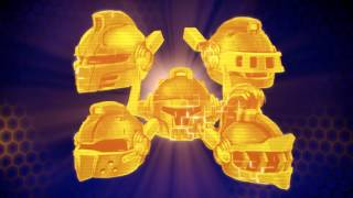 Alliance Of The Fortrex - LEGO Nexo Knights - Webisode 01