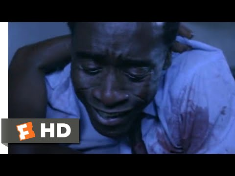 Hotel Rwanda (2004) - Paul Finds Roger Scene (1/13) | Movieclips