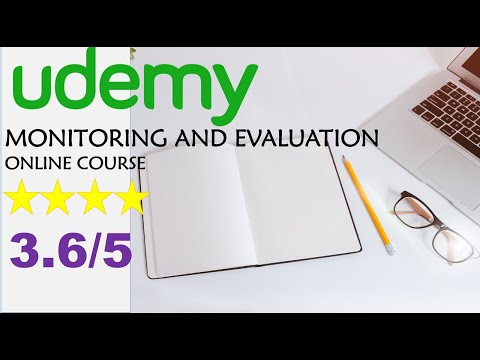 my udemy courses | project monitoring and evaluation online course ...