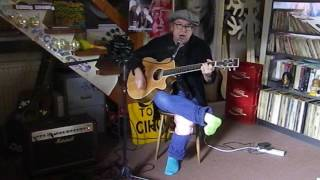 Lee Dorsey  Holy Cow  Acoustic Cover  Danny McEvoy