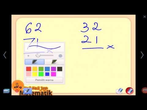 Video Cara Menghitung Perkalian Cepat  - Trik 7 Detik (2)