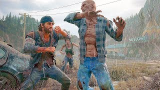 DAYS GONE Gameplay Walkthrough Demo PS4 (2018)