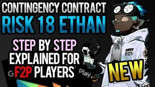 Ethan  - (Arknights) - ARKNIGHTS ⚠️ETHAN NEW OPERATOR⚠️F2P FRIENDLY RISK 18 CONTINGENCY CONTRACT SQUAD? [SHOWCASE & GUIDE]