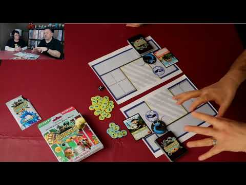 Munchkin CCG Tutorial, Playthrough and Review